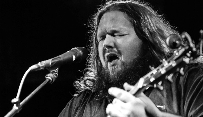 Matt Andersen by Colin Robertson