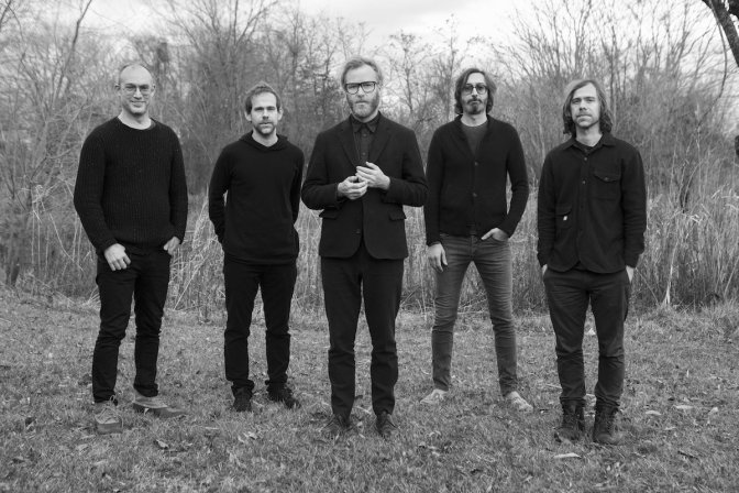 The National sharing 'Sleep Well Beast' in Hammersmith