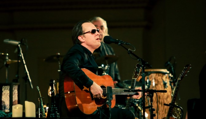 Joe Bonamassa: Live At Carnegie Hall – An Acoustic Evening