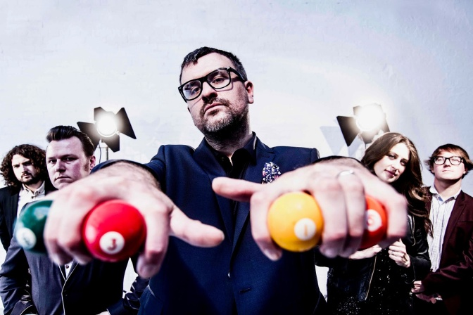 Reverend & The Makers celebrating 'The Death Of A King' at Electric Ballroom