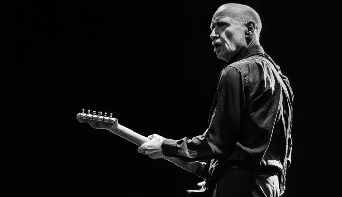 Wilko Johnson: 'Just get up there and play'