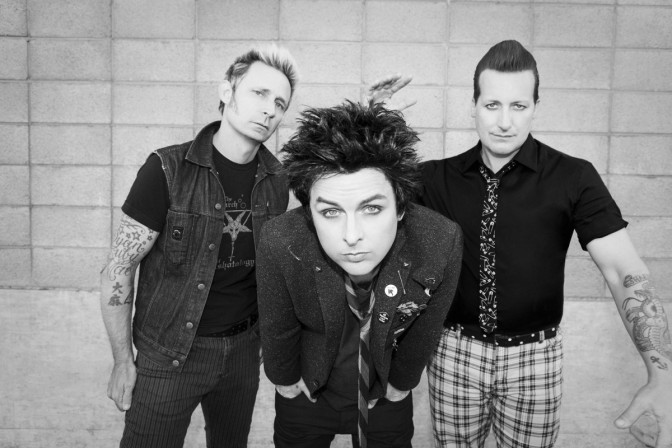 Green Day: God's Favorite Band