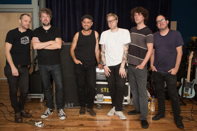The Hold Steady extend their London stay